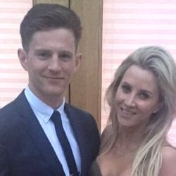 Blonde girlfriend's passport let dark-haired man fly from London to Germany