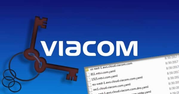 Viacom cloud config goof exposed Paramount Pictures, Comedy Central, MTV, and more