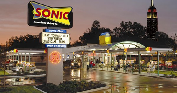 Sonic publicly confirms payment card breach at drive-In locations