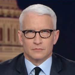 So it wasn't Anderson Cooper who called Donald Trump a pathetic loser on Twitter after all…