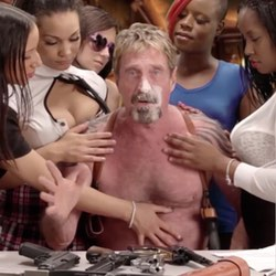 My Twitter was hacked, claims John McAfee