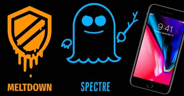 Apple fixes the Meltdown and Spectre flaws in Macs, iPhones, and iPads