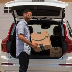 Now Amazon wants the keys to your car