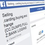 Facebook crime forums existed unchallenged for up to nine years