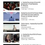 The worlds most popular YouTube video has been hacked