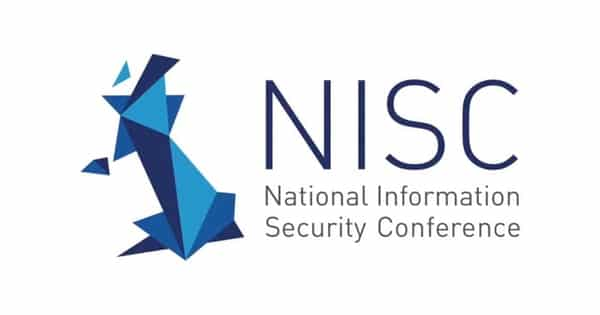 Come to the National Information Security Conference (NISC), 10-12 October 2018