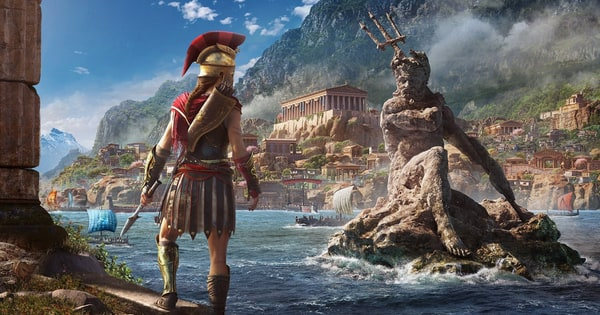 Assassin's Creed Odyssey suffers DDoS attack at launch