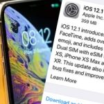 Yes, you should update your iPhone to iOS 12.1, but its lock screen is *still* unsafe