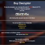GlobeImposter ransomware victims find themselves abandoned by their extortionists