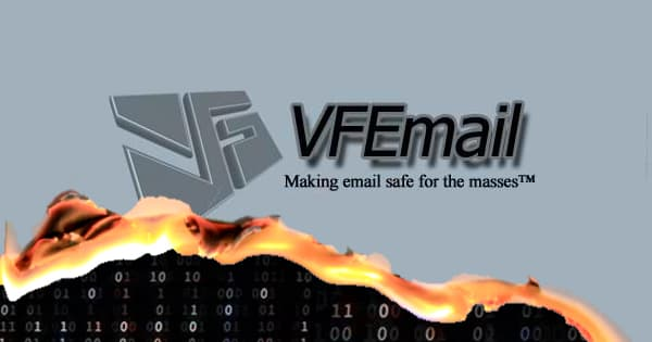 VFEmail suffers 'catastrophic' attack, as hacker wipes email service's primary and backup data