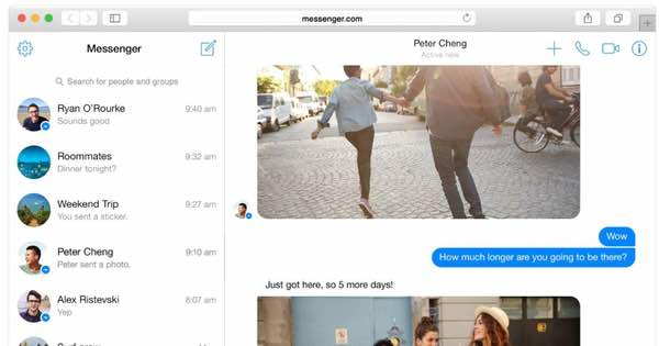 Facebook Messenger bug made it possible for hackers to see who you have been chatting with