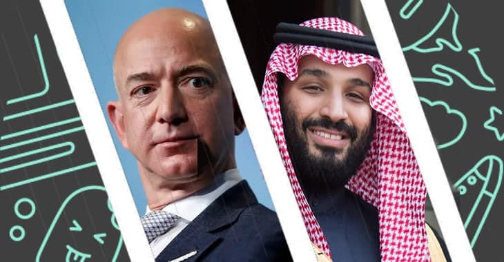 Jeff Bezos, WhatsApp, and Mohammed bin Salman