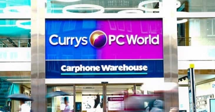 If the Currys PC World/Dixons Travel data breach had happened just one month later, it would have cost them a heck of a lot more