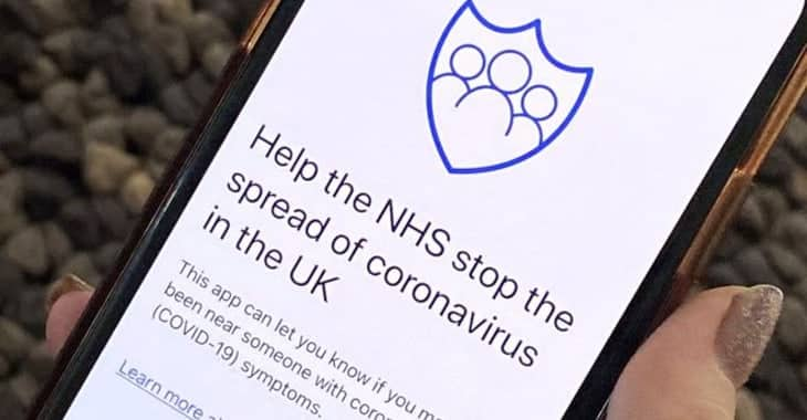 Who's in charge of the UK's Coronavirus tracing app? Dido Harding, apparently...