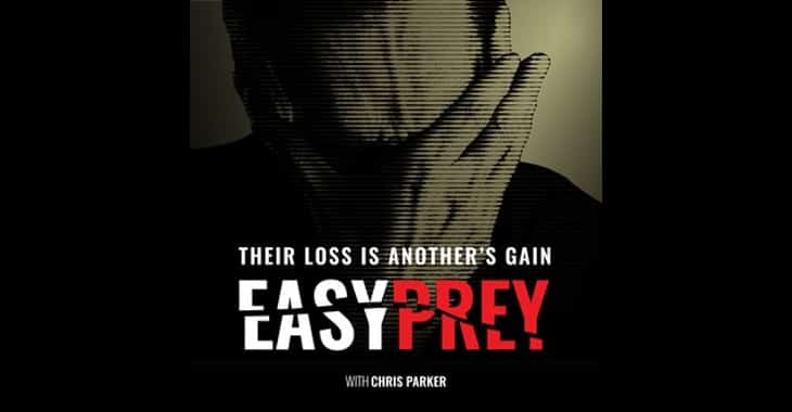 Appearing on the Easy Prey podcast