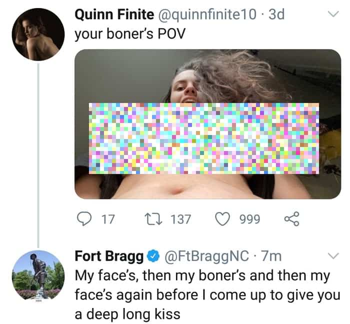 Fort bragg tweet