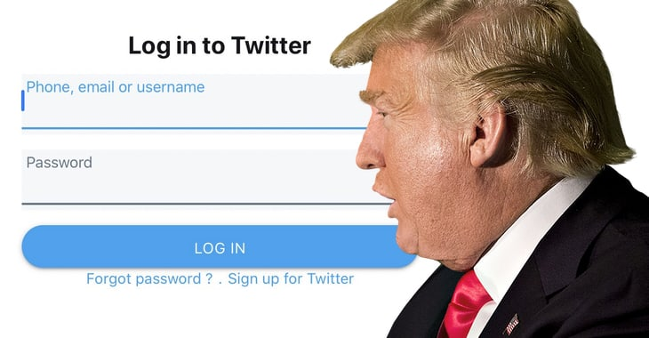 """Donald Trump's Twitter password is """"maga2020!"""", and there's no 2FA, claims hacker"""