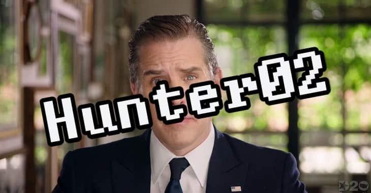 "Is Hunter Biden's laptop password really ""Hunter02""?"