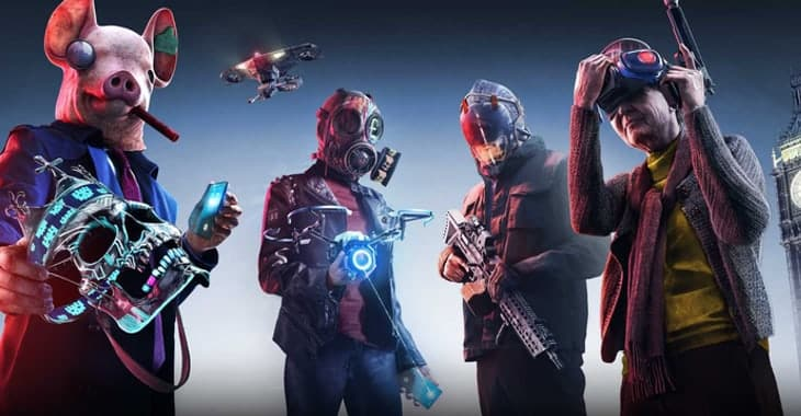 Following Ubisoft cyber attack, hackers claim to leak Watch Dogs: Legion code online