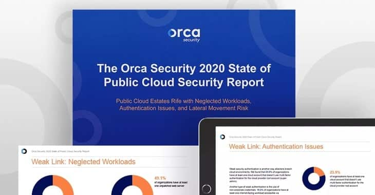 How most large cloud breaches happen revealed in Orca Security report