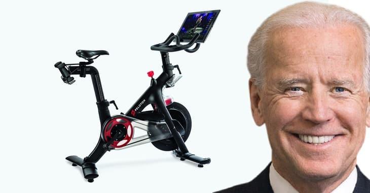 Is Joe Biden's Peloton a cybersecurity risk?