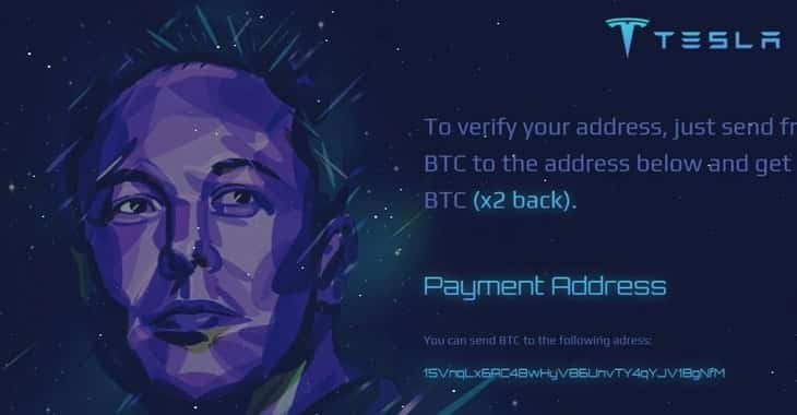 Cryptocurrency scammers hijack verified accounts once again, jumping on Elon Musk's Twitter threads