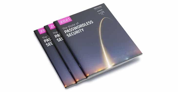 Report: Adoption of passwordless security takes off amid COVID-19