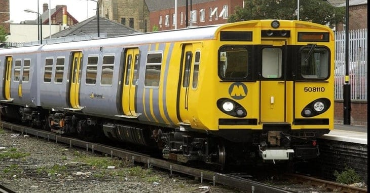 Was the email account of Merseyrail's MD hacked to spread word of ransomware attack?