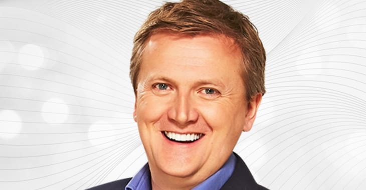 Aled Jones says he was hacked after rude picture posted on Twitter