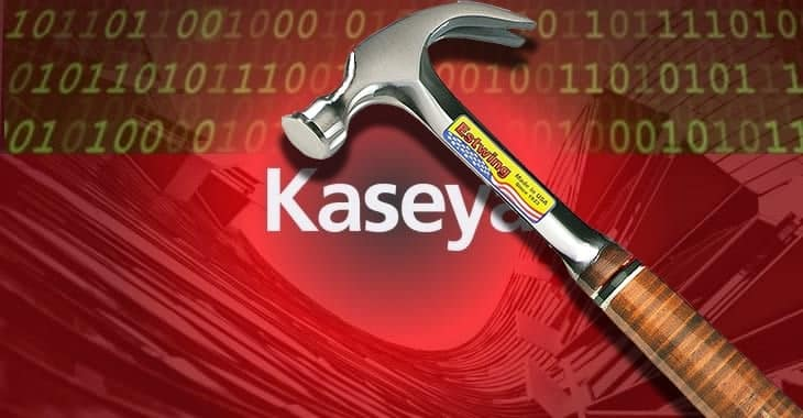 Kaseya offers universal decryptor to customers following ransomware attack