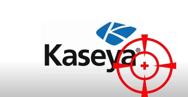Malware campaign targets companies waiting for Kaseya security patch