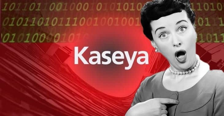 Who us??? Kaseya says it hasn't paid anybody for its ransomware decryption key
