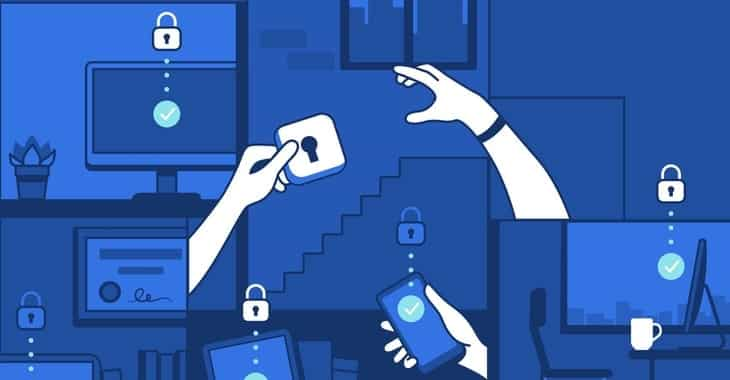 Build a culture of security security and productivity in your business with 1Password
