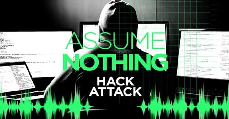 Assume Nothing: The story of the TalkTalk hack